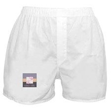 Baby Girl Hands Boxer Shorts