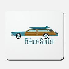Future Surfer Mousepad