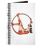 She-Devil Pin-Up Girl Journal