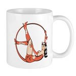 She-Devil Pin-Up Girl Mug