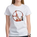 She-Devil Pin-Up Girl Women's T-Shirt