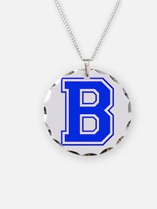 b-var-blue Necklace