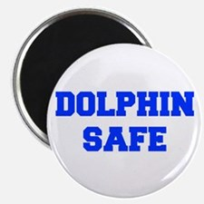 DOLPHIN-SAFE-FRESH-BLUE Magnets