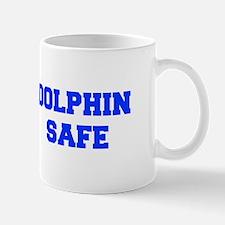 DOLPHIN-SAFE-FRESH-BLUE Mugs
