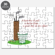 Bad Day Of Golf Puzzle
