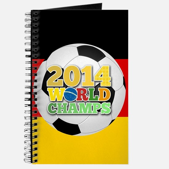 2014 World Champs Ball - Germany Journal