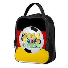 2014 World Champs Ball - Germany Neoprene Lunch Ba