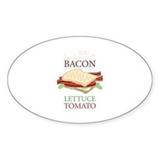 Bacon Lettuce Tomato Decal