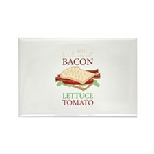 Bacon Lettuce Tomato Magnets