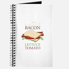 Bacon Lettuce Tomato Journal
