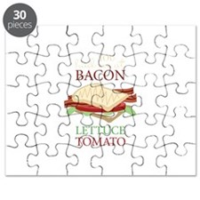Bacon Lettuce Tomato Puzzle
