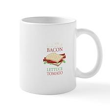 Bacon Lettuce Tomato Mugs