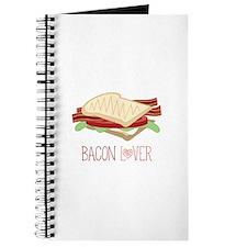 Bacon Lover Journal