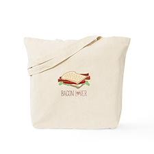 Bacon Lover Tote Bag