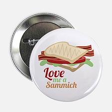 "Sammich Love 2.25"" Button"