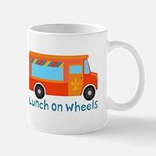 Lunch On Wheels Mugs