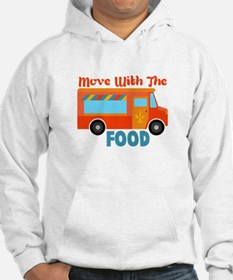 Move With The Food Hoodie