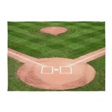 Baseball Area Rugs