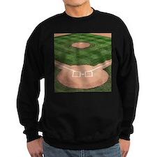 Baseball Diamond Sweatshirt