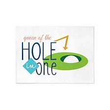 Golf queen 5'x7'Area Rug