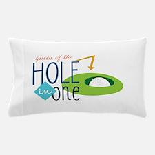 Golf queen Pillow Case