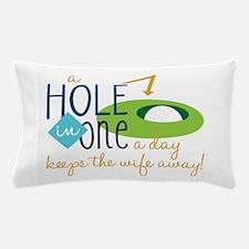 Golf Day Pillow Case