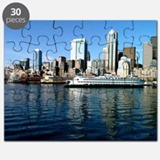 Seattle Waterfront Puzzle