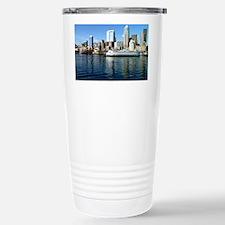 Seattle Waterfront Travel Mug