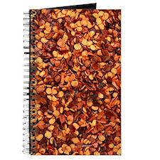 Cute Chilli Journal
