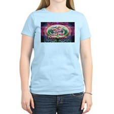 Namaster Tree of Life Peace Symbol T-Shirt