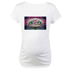 Namaster Tree of Life Peace Symbol Shirt