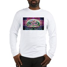 Namaster Tree of Life Peace Symbol Long Sleeve T-S