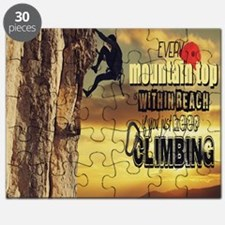 Cute Climbing Puzzle