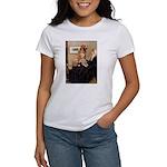 Mom's Golden Retrieve Women's T-Shirt