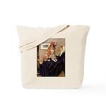 Mom's Golden Retrieve Tote Bag