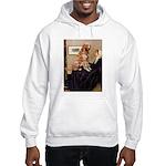 Mom's Golden Retrieve Hooded Sweatshirt
