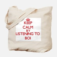 Cool I love bois Tote Bag