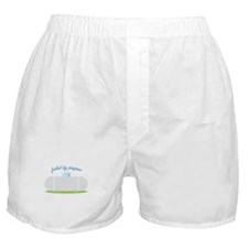 Fueled By Propane Boxer Shorts