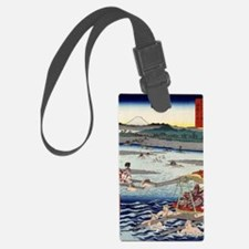 Oi River In Shunen - Hiroshige A Luggage Tag