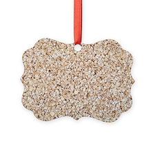 Cute Oatmeal Ornament