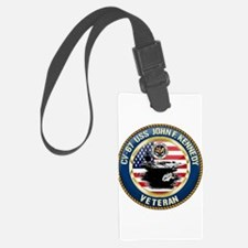CV-67 USS John F. Kennedy Luggage Tag