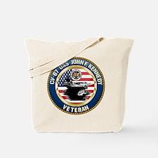 CV-67 USS John F. Kennedy Tote Bag