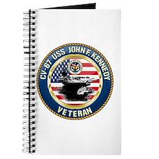 CV-67 USS John F. Kennedy Journal