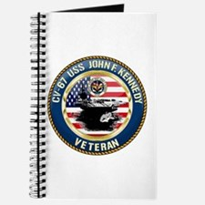 CV-67 USS John F. Kennedy Journal