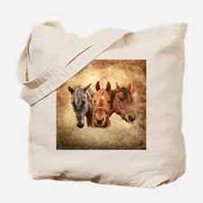 Funny Western Tote Bag