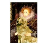 The Queen's Golden Postcards (Package of 8)