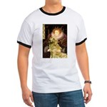 The Queen's Golden Ringer T