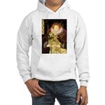 The Queen's Golden Hooded Sweatshirt