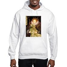 The Queen's Golden Hoodie