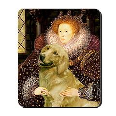 The Queen's Golden Mousepad
